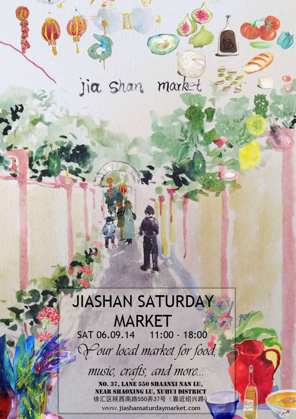 Jiashan-saturday-market-returns